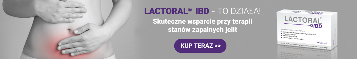 Lactoral IBD