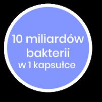 Lactoral - 10 miliardów bakterii w 1 kapsułce